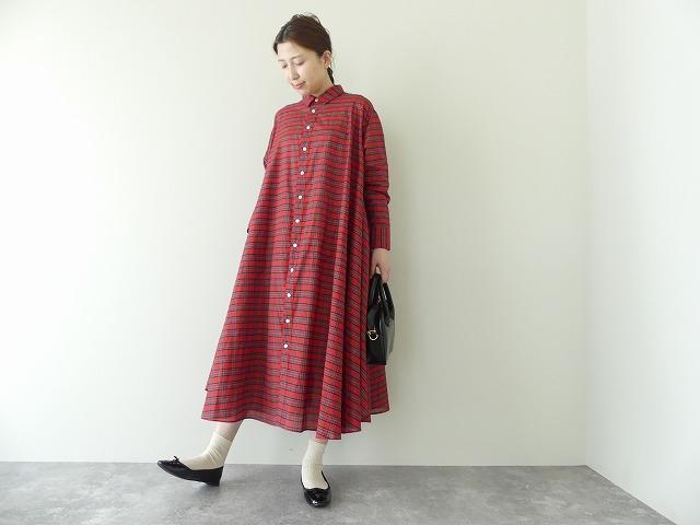 Cotton Silk DRAPE LONG SHIRT