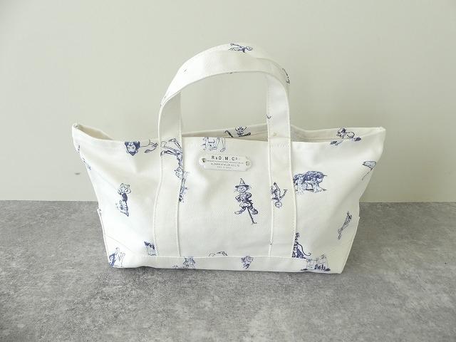 OZ PRINT TOTE BAG S-size