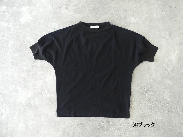 40/2天竺ハイネック半袖プルオーバーの商品画像10
