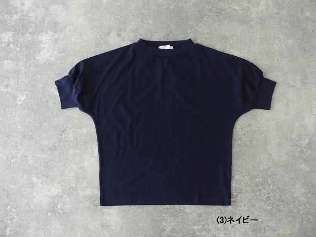 40/2天竺ハイネック半袖プルオーバーの商品画像8