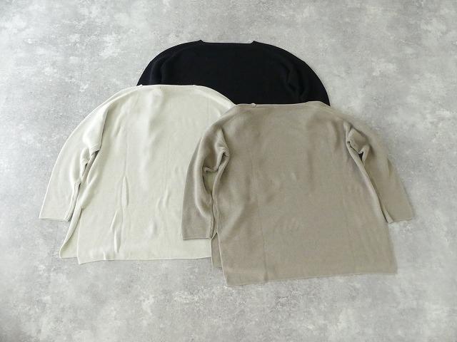 cotton aze tunic コットン畦チュニックの商品画像11