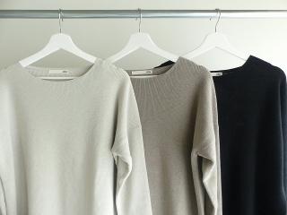 cotton aze tunic コットン畦チュニックの商品画像20