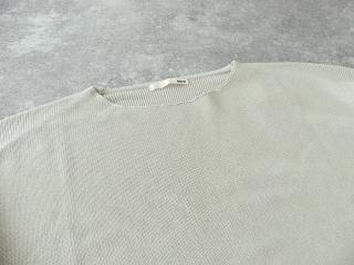 cotton aze tunic コットン畦チュニックの商品画像23