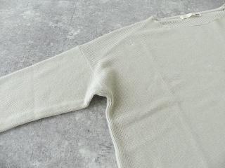 cotton aze tunic コットン畦チュニックの商品画像24