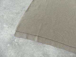 cotton aze tunic コットン畦チュニックの商品画像25