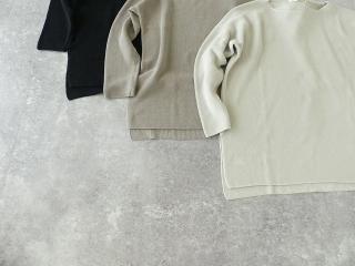 cotton aze tunic コットン畦チュニックの商品画像27