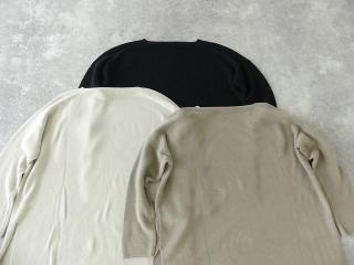 cotton aze tunic コットン畦チュニックの商品画像30