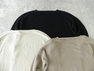 cotton aze tunic コットン畦チュニックの商品画像31