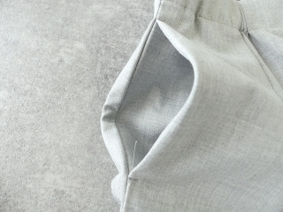 タックワイドパンツの商品画像24