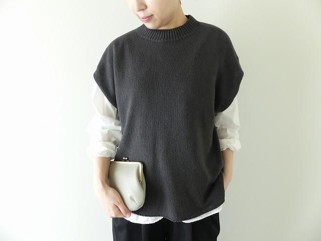silk lily vest