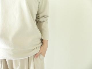20/1オーガニック裏毛クルーネックの商品画像16