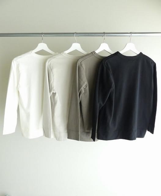 20/1オーガニック裏毛クルーネックの商品画像9