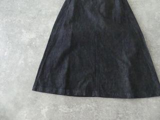 10オンスノットインディゴデニムスカートの商品画像17
