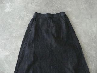 10オンスノットインディゴデニムスカートの商品画像18