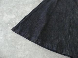 10オンスノットインディゴデニムスカートの商品画像21
