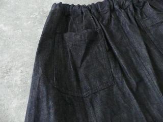 10オンスノットインディゴデニムスカートの商品画像25