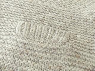 knit vest slub yarn スラブヤーンニットベストの商品画像20