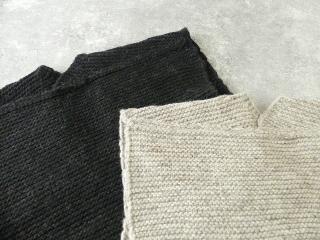 knit vest slub yarn スラブヤーンニットベストの商品画像27
