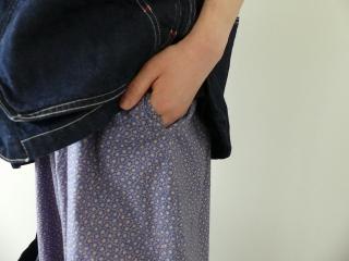 小花プリントギャザーパンツの商品画像15
