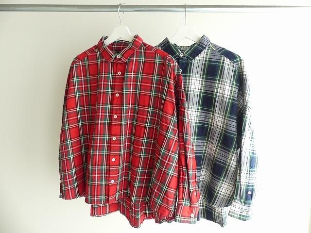 トラッドチェックツイルシャツの商品画像12