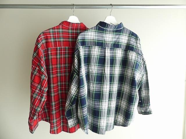 トラッドチェックツイルシャツの商品画像13