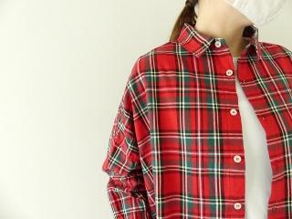 トラッドチェックツイルシャツの商品画像14