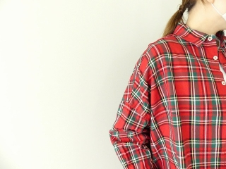 トラッドチェックツイルシャツの商品画像16