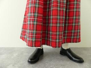 トラッドチェックツイルスカートの商品画像15