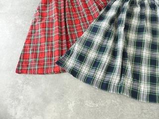 トラッドチェックツイルスカートの商品画像17