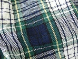 トラッドチェックツイルスカートの商品画像20