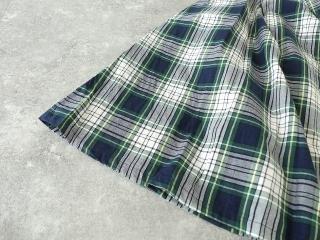 トラッドチェックツイルスカートの商品画像22