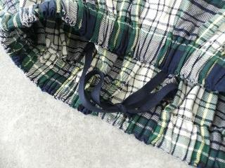 トラッドチェックツイルスカートの商品画像24