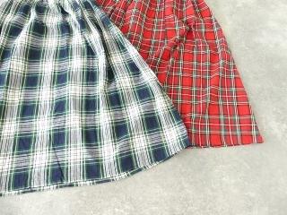 トラッドチェックツイルスカートの商品画像25