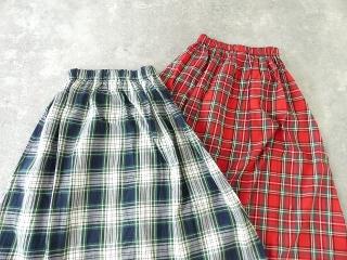 トラッドチェックツイルスカートの商品画像26