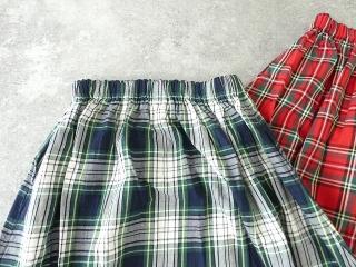 トラッドチェックツイルスカートの商品画像27