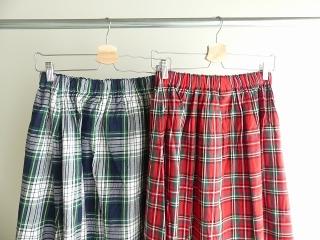 トラッドチェックツイルスカートの商品画像29