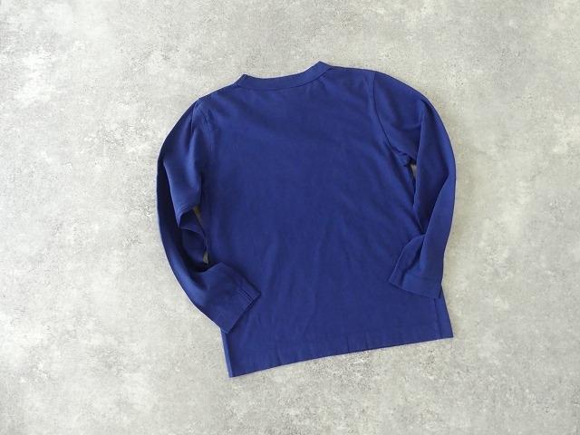 天竺長袖Tシャツの商品画像2