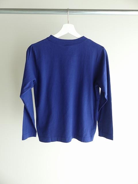 天竺長袖Tシャツの商品画像4