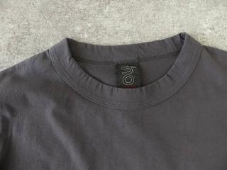 天竺長袖Tシャツ (3)グレーの商品画像14