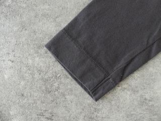 天竺長袖Tシャツ (3)グレーの商品画像16