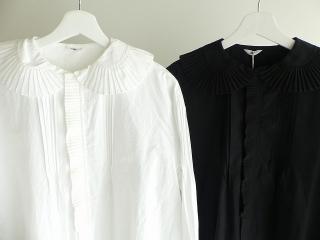 プリーツフリル衿ブラウスの商品画像20