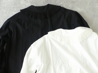 プリーツフリル衿ブラウスの商品画像30