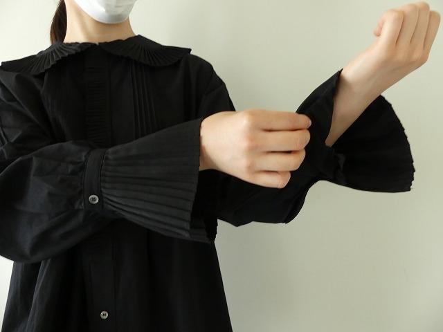 プリーツフリル衿ブラウスの商品画像5