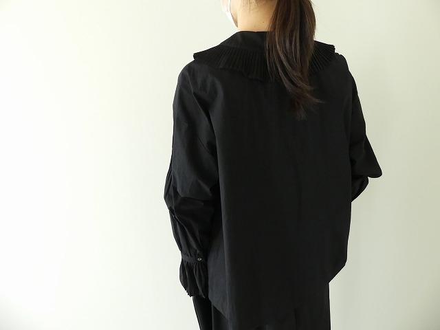 プリーツフリル衿ブラウスの商品画像7