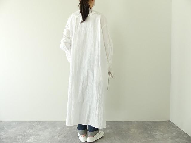 プリーツフリル衿ワンピースの商品画像10