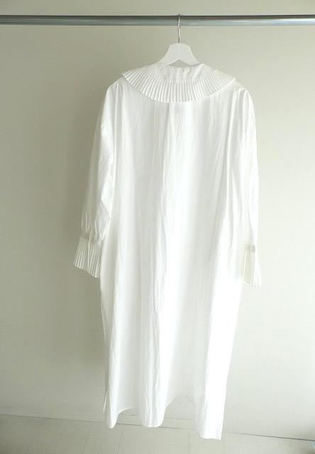 プリーツフリル衿ワンピースの商品画像12