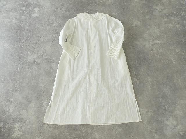 プリーツフリル衿ワンピースの商品画像13