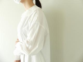 プリーツフリル衿ワンピースの商品画像14