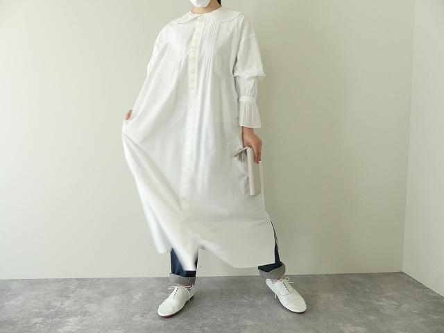 プリーツフリル衿ワンピースの商品画像7