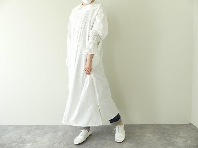 プリーツフリル衿ワンピースの商品画像8